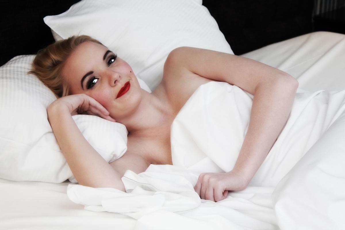 Model: Nicole Brøggler Stylist: Maria Laage Hansen